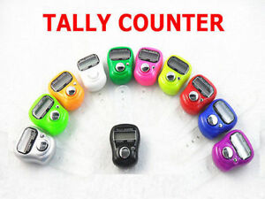 SPECIAL OFFER: Digital Electronic Tally Counter - Dhikr / Tasbeeh- Tasbi -Tasbee