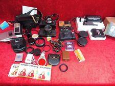 Konvolut Foto und Filmtechnik__5 Kameras ( Nikon, Jashica...)__Zubehör__!