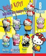 Tomy - Hello Kitty - Busy Danglers (serie completa) CON CARTINA