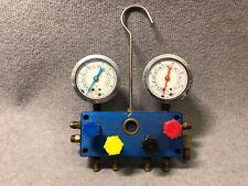 valvole a globo//Vuoto aiuto tecnico del montaggio r410a//r32 Sotto pressione pompa 42l incl