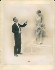 More details for muriel george  original autograph & photograph 1927 manchester hippodrome