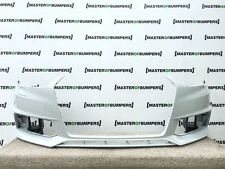 AUDI S1 A1 S LINE 2015-2016 FRONT BUMPER IN WHITE [A218]