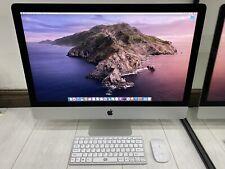 """Apple iMac 27"""" 5K Retina 2014 - 1 To SSD 32 Go RAM - 4GHz Core i7-AMD M295X 4 Go"""