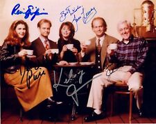 FRASIER CAST AUTOGRAPHED SIGNED A4 PP POSTER PHOTO