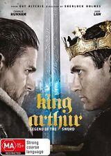KING ARTHUR - Legend Of The Sword : NEW DVD