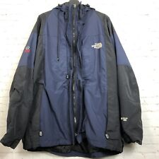 Vintage The North Face Summit Series Gore-Tex XCR Hooded Jacket Coat Size XL