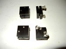 "1"" Laser Mirror Mount, Mount Only, One Lot of 4 Pcs."