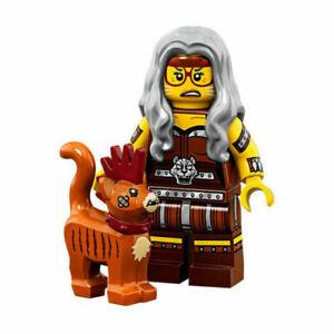 LEGO 71023  SHERRY SCRATCHEN-POST Minifigure - NEW