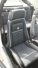 Lederausstattung VW GOLF 1  Cabrio