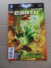 Earth2     3.  New Green Lantern - DC 2012 - VF