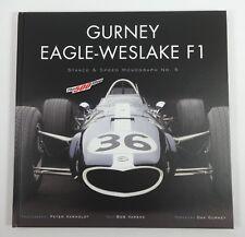 Gurney Eagle-Weslake F1 Hardcover Book 1967 Dan Gurney