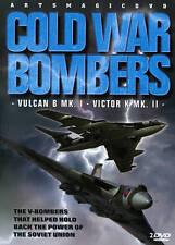 Cold War Bombers - Vulcan B Mk.I and Victor K Mk. II (RAF Jet Bombers)
