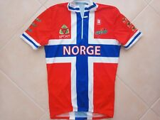 Team Norway Cycling Shirt (L) Kalas Jersey