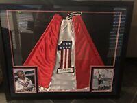 Evel Knievel Signed Cape PSA/DNA