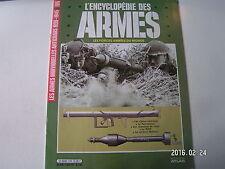 **c ATLAS l'encyclopédie des armes n°105 Les armes individuelles antichars 39-45