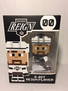 Ontario Reign 8-Bit Reign Player Vinyl Figure LA Kings 2016 SGA