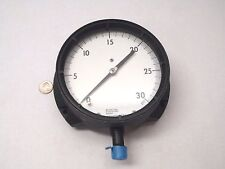 "Ashcroft 1379 AS-012 0-30 PSI 6"" Dial 1/2"" NPT Pressure Guage"