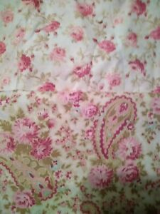 """""""Tickled Pink"""" fabric by Robyn Pandolph for SSI 2 yds 100% cotton"""