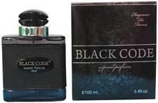 St. Louis Black Code Apparel Perfume EDP - 100 ml  (For Men, Boys)