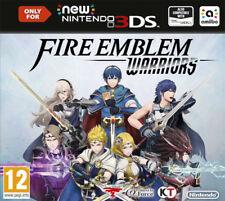 Fire Emblem Warriors New Nintendo 3DS & 3DS XL * NEW SEALED PAL *