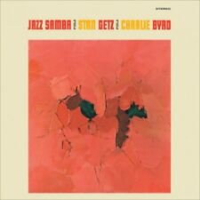 Stan Getz & Charlie Byrd JAZZ SAMBA 180g LIMITED New Yellow Colored Vinyl  LP
