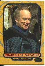Star Wars Galactic Files 2 Base Card #380 Chancellor Palpatine
