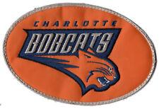 "2004 CHARLOTTE BOBCATS NBA BASKETBALL 5.25"" DEFUNCT TEAM LOGO PATCH"