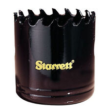 "new STARRETT 3-1/4"" x 1-5/8"" depth Hole Saw Carbide Tipped Teeth Holesaw 65632"