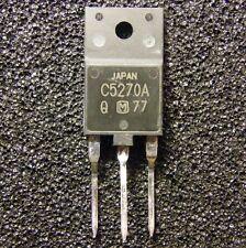 3x 2SC5270A NPN 600V 12A 120W, Panasonic