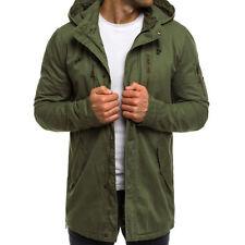 Manteaux et vestes parkas coton taille M pour homme