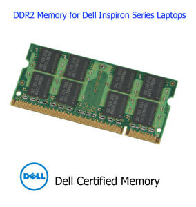 SODIMM Memory RAM For Dell Inspiron 1525 Laptop - 2GB PC2-6400S 800MHz DDR2