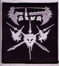 Voi Vod skull patch soothsayer venom motorhead slayer