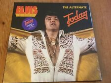 Elvis Presley - The Alternate Today - both black and blue vinyl versions -SEALED