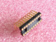 Präzisionsfassung und -stecker für DIL-IC 20polig 90°, Arduino,Eisenbahn,Modell