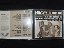 CD HEAVY TIMBRE / CHIICAGO BOOGIE PIANO