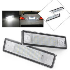 LED License Plate Number Lights Indicator for Opel Omega A86/B94 Zafira A99