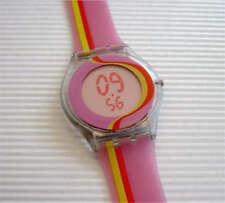 FRAISE-VANILLE! Ultra Thin Digital SKIN BEAT Swatch! NIB-RARE!