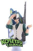 Tiger and & Bunny Figurine Figure Chess Piece 1 Kotetsu T Kaburagi  (White King)