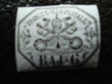 IGLESIA (italia) - sello yvert y tellier nº 7 N (A15) stamp Italia