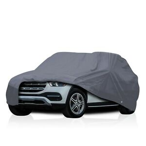 [PSD] Supreme Waterproof Semi Custom Car Cover for 2011-2015 Mercedes-Benz ML350