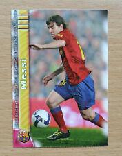 MESSI 💥 FC BARCELONA 18 # 🇦🇷 MUNDICROMO 2009 2010 LA LIGA 09 10