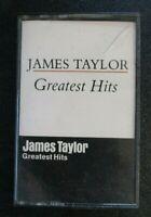 James Taylor Greatest Hits Cassette Tape 1976 Warner Brothers Vintage