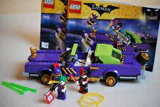 Lego® 70906 Batman The Joker Notorious Lowrider mit Figuren und Anleitung