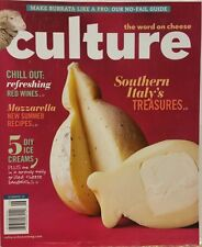 Culture the Word on Cheese Mozzarella Recipes Summer 2014 FREE PRIORITY SHIPPING