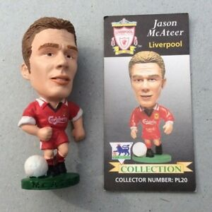 Jason McAteer - Liverpool (Corinthian Football Figure) (Collar)