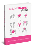 Ebook- Online Dating Secrets With Master Resell Rights