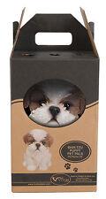 Vivid Arts Pet Pal Dogs ShihTzu Puppy Brown/White