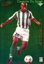 378 MARCOS ASSUNCAO BRAZIL REAL BETIS CARD LIGA 2005 PANINI