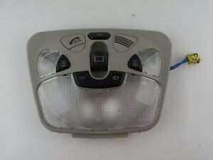 01-07 Mercedes W203 C240 C320 OVERHEAD CONSOLE DOME LIGHT LAMP OEM 2038201401