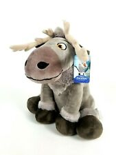 "Disney Frozen Sven Pillow New Plush Stuffed Animal 15"""